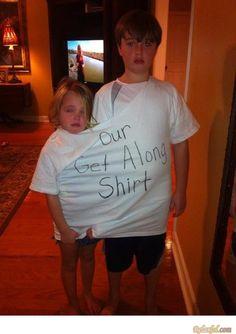 Get along Shirt-lol