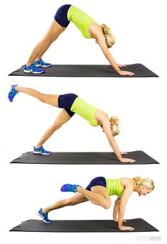 19 Core Exercises for a Tummy Makeover [VIDEO]