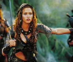 Amarice (Jennifer Sky) X:WP One of my favorite recurring characters... after 'Diote and Callisto of course
