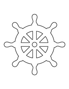 Use the printable outline for crafting, creating sh . Use the printable outline for crafting, creating stencils, … - Felt Crafts, Diy And Crafts, Arts And Crafts, Paper Crafts, Applique Templates, Applique Patterns, Deco Pirate, Pirate Kids, Stencil Patterns
