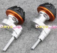 Motorcycle Accessories Parts for yamaha YZF R6 2008-2012 Motorcycle Frame Sliders Protector Crash 08-12, free shipping!Orange