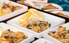 Para comer sem culpa: Linguado à belle meuniére com arroz de limão siciliano