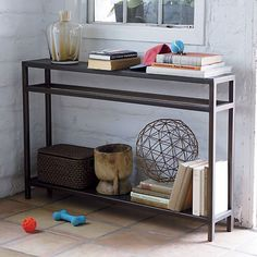 Console tables are an indispensable piece of furniture for your home because of their incredible versatility
