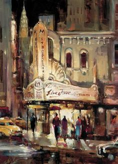 Metropolitan Jazz Poster Print by Brent Heighton Canadian Painters, Canadian Artists, Art After Dark, Urban Painting, Jazz Poster, Russian Painting, Poster Prints, Art Prints, Posters