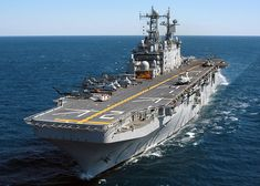 USS Saipan LHA-2 amphibious assault ship, served aboard this ship in 1996 with the 24th Marine Expeditionary Unit, HMM-266. As an AO.