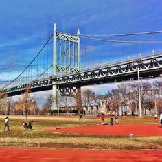 Astoria Park - Astoria, NY  (Pic by myself)