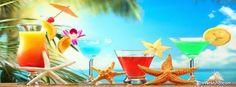 Summer Cocktails Facebook Covers, Summer Cocktails FB Covers, Summer Cocktails…