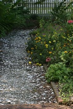 Pinterest the world s catalog of ideas for Crushed oyster shells for landscaping