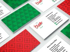 Tacos El Chilillo. Branding  design.