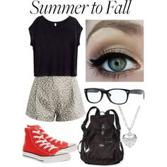 """""""Leather Shorts"""" by directioner-belieber-swagger on Polyvore"""