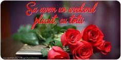 Felicitari de Weekend - Sa avem un weekend placut, cu totii ! Happy Weekend, Plants, Painting, Facebook, Frases, Pictures, Bible, Painting Art, Paintings