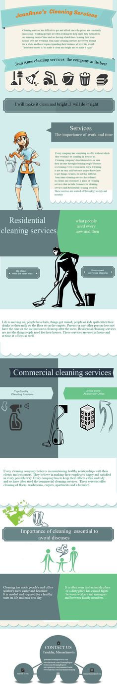 Every household person often hires a professional from the residential cleaning services to clean their carpets and have often gotten the best results.