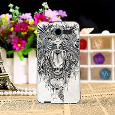 Soft TPU & Hard PC Phone Case Cover For ZTE L3 Capa Shell Luxury Case For ZTE Blade L3 Phone Cases Back Protector Skin Housing