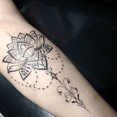 Resultado de imagem para imagens tatuagens flor de lotus