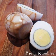 Chinese Tea Eggs are visually stunning and sure to impress. Learn the tricks from @Belly Rumbles and try them for yourself!