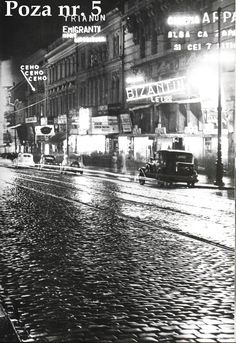 Old Pictures, Old Photos, Capital Of Romania, Little Paris, Bucharest Romania, Back In Time, Old City, Timeline Photos, Photo Archive