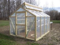 greenhouse plans   ... thank you for this green house idea this was really fun to build