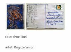 Mail Art, Trees, Letter Art