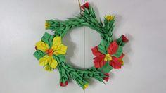 TUTORIAL - Christmas Wreath