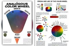 Hal Reed's Analogous Color Wheel, Dominant Hue & It's Complement, Discord & Adjacent Hues, Value and Chroma (Lg Heavy Duty 8.5x12 construction), http://www.amazon.com/dp/B004GNK8KY/ref=cm_sw_r_pi_awdm_QsgWub1R74DGX