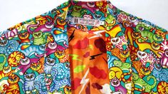 """Items similar to Cotton """"Colourful Cats"""" Bolero Jacket on Etsy Dog Jumpers, Bolero Jacket, Cat Colors, Blue Polka Dots, Printed Cotton, My Etsy Shop, Trending Outfits, Unique Jewelry, Handmade Gifts"""