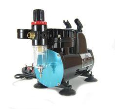 Badger Model Tool - Badger Air Compressor for Spray Gun - BA1000 | eBay