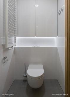 Łazienka z dużym prysznicem - Architektura, wnętrza, technologia, design - HomeSquare