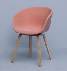 About a chair // HAY