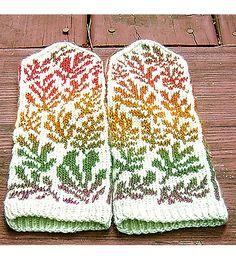 tru-knitting: Самые красивые и известные проекты с узорами из листьев