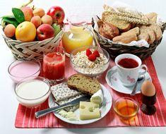 Begin de dag goed met een heerlijk ontbijt!
