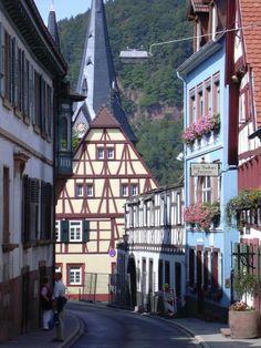 Neckargemünd, Germany ...Like Sophie's Hatshop!