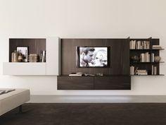 Muebles Modernos Para Tv Y Equipo De Sonido