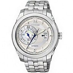 Looking for men's watches? We stock a large range of watches from different watch brands including Seiko, Citizen, Tissot, Emporio Armani, HUGO BOSS and many more designer watch brands. All of our men's watches are available for free worldwide delivery ! Gents Watches, Watches For Men, Citizen Watches, Watch News, Watch Model, Stainless Steel Watch, Watches Online, Smartwatch, Watch Brands