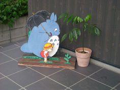 So cute, Totoro!