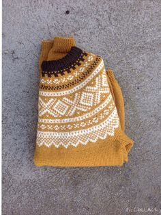 Marius genser str M Knitting For Kids, Knitting Projects, Hand Knitting, Knitting Patterns, Hand Knitted Sweaters, Knitted Hats, Nordic Sweater, Fair Isle Knitting, Crochet Yarn
