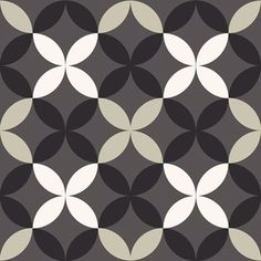 FloorPops x Neutral Peel-and-stick Decorative Residential Vinyl Tile at Lowe's. Charming floral geometrics make up this retro-inspired peel and stick floor tile design. Its palette of tan, white and black hues offers a timeless look Peel And Stick Floor, Peel And Stick Vinyl, Peel And Stick Wallpaper, Vinyl Floor Cleaners, Vinyl Style, Stick On Tiles, Patterned Vinyl, Luxury Vinyl Tile, Floor Colors