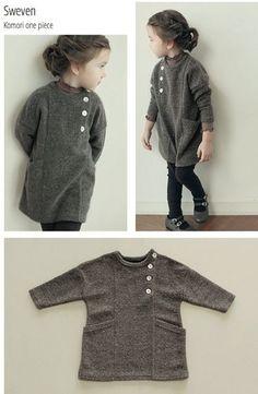 Moda infantil coreana con Mint and Persimmon http://www.minimoda.es