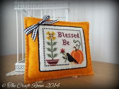 The Craft Room: Hello Autumn