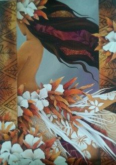 MOV, la couleur des émotions - Moving Tahiti Hawaiian Dancers, Hawaiian Art, Hawaiian Quilts, Tahiti, Tropical, Tiki Hawaii, Oahu Hawaii, Polynesian Art, Atelier D Art