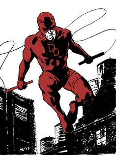 Daredevil - Michael Walsh