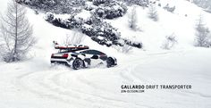 Ski Lambo