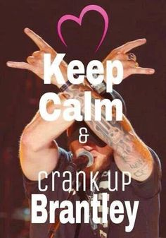 Brantley, Keeping Calm