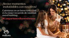 Concurso especial de Navidad #CompartamosBuenosDeseos