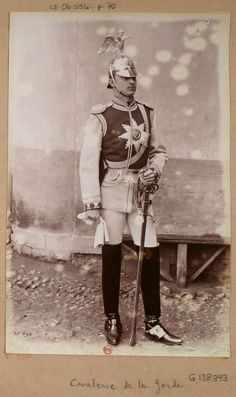"tartanpheasant: "" Officer in The Chevalier Guard Regiment of the Russian Imperial Army "" Imperial Army, Imperial Russia, Russian Revolution, Second Empire, Men In Uniform, World War One, Man Photo, Military History, Historical Photos"