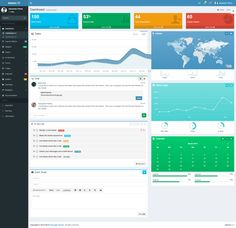 Integrating Bootstrap Admin Template with Laravel 5 | Codelution