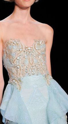 Badgley Mischka | S/S 2014