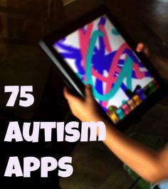 iPads & Apps- 75 autism apps