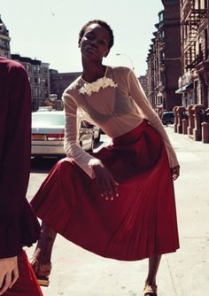 """Harlem"" by Sofia Sanchez & Mauro Mongiello for Lula Magazine Winter Magazine"