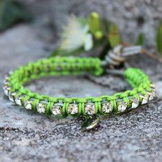 Silver cupchain, rhinestone bracelet, tennis bracelet, womens bracelet, handmade bracelet, cup chain, jewelry handmade, crystal cupchain by ArmellaMeaJewelry on Etsy