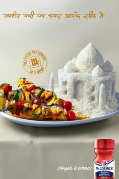 McCormick: Taj Mahal-Curry